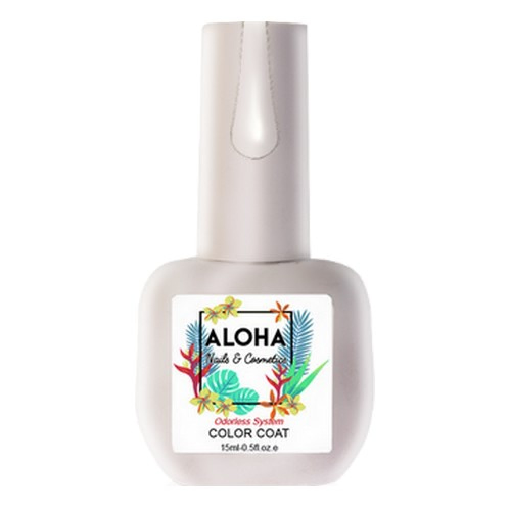 Nail Gel Polish 15ml / ALOHA Nails & Cosmetics - Fashion Report Series FR-001 (French White Anti-Yellow)