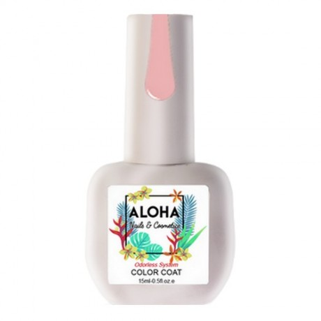 Nail Gel Polish 15ml / ALOHA Nails & Cosmetics - Fashion Report Series FR-005 (Fairytale Pink Nude)